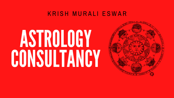 Astrology Consultancy with Krish Murali Eswar